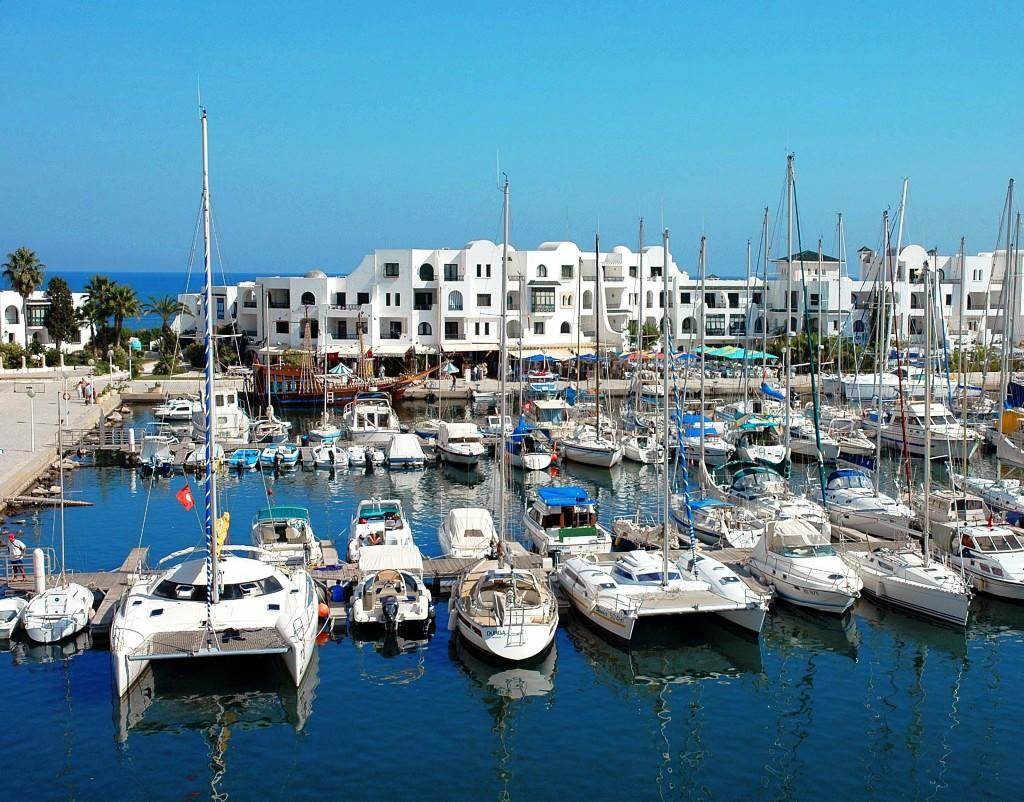 Port El Kantaoui tunis