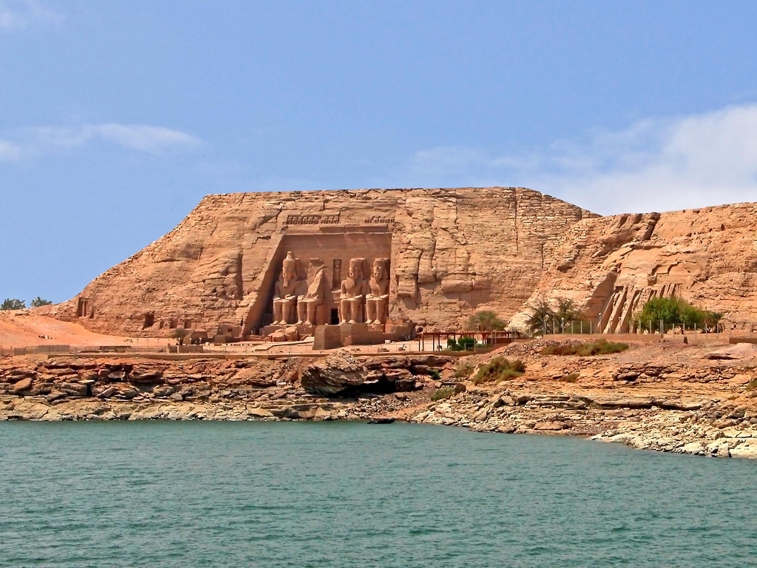 abu simbel egipat