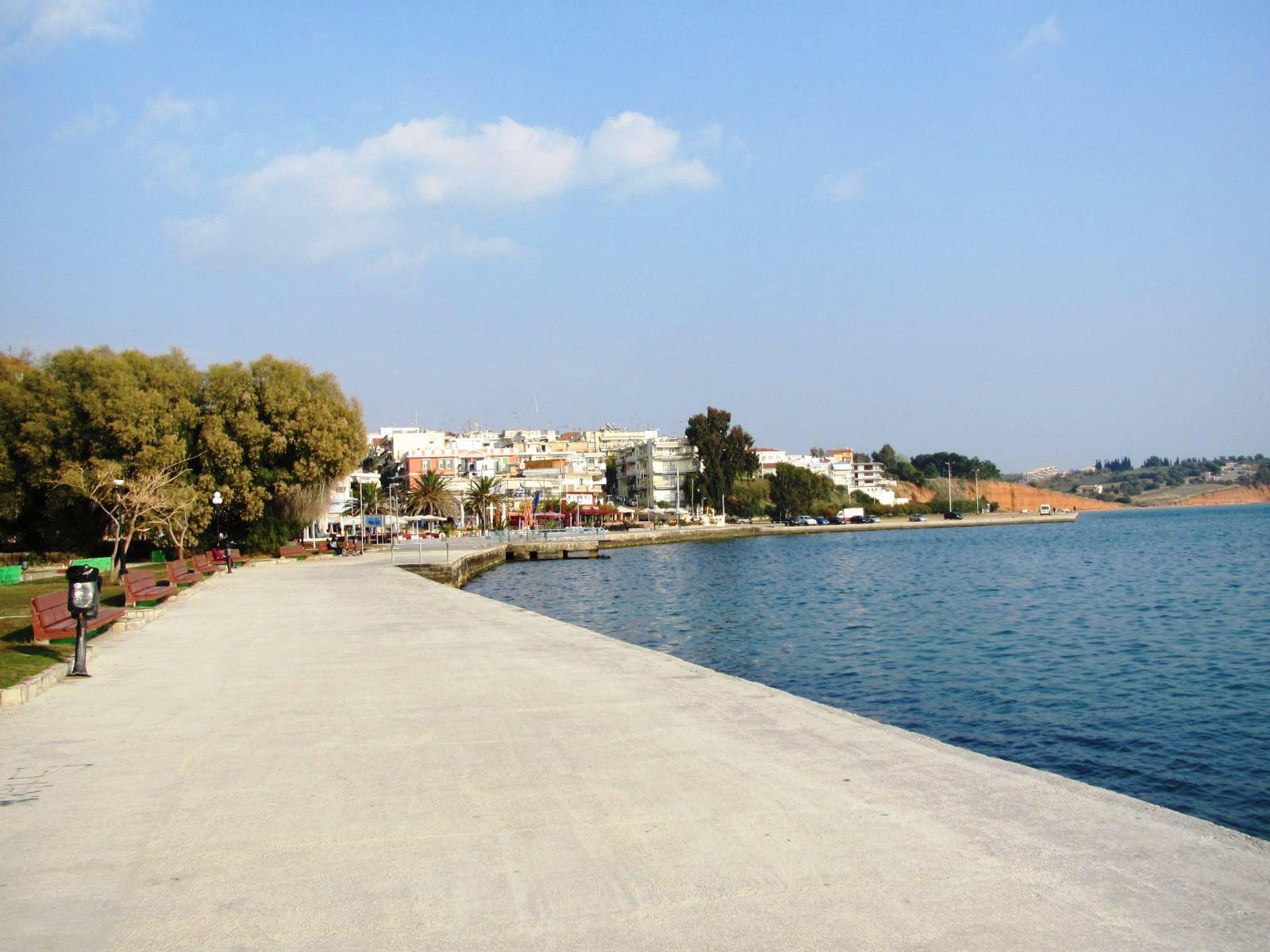 Nea Moudanija grcka