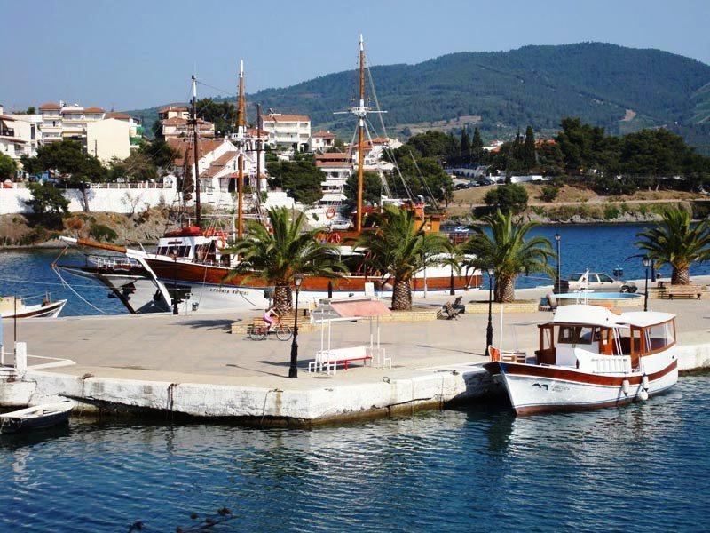Neos Marmaras grcka